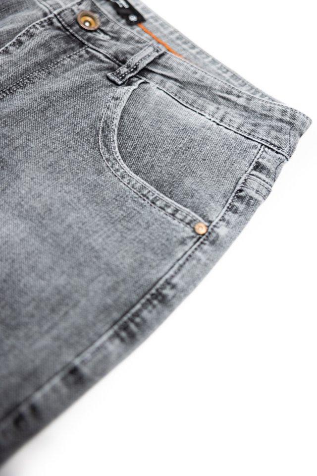 Trout Grey Denim Jeans