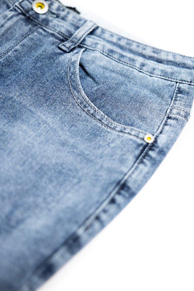 Light Vintage Denim Jeans